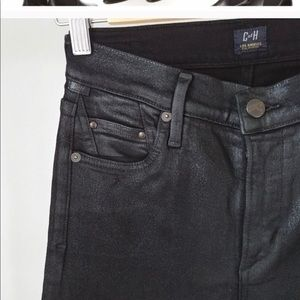 Citizens of Humanity rocket slick high rise jeans